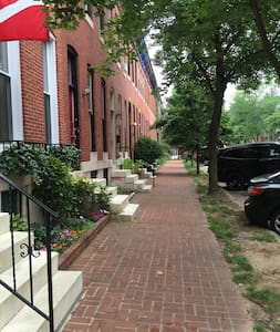 Butchers Hill Home - Baltimore - Townhouse