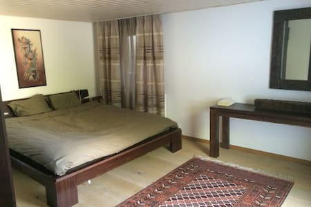 Lovely room with private access