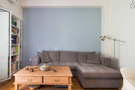 Beautiful room in Acropolis area - Apartment