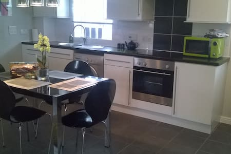 Lovely spacious 1 bed appartment - Apartment