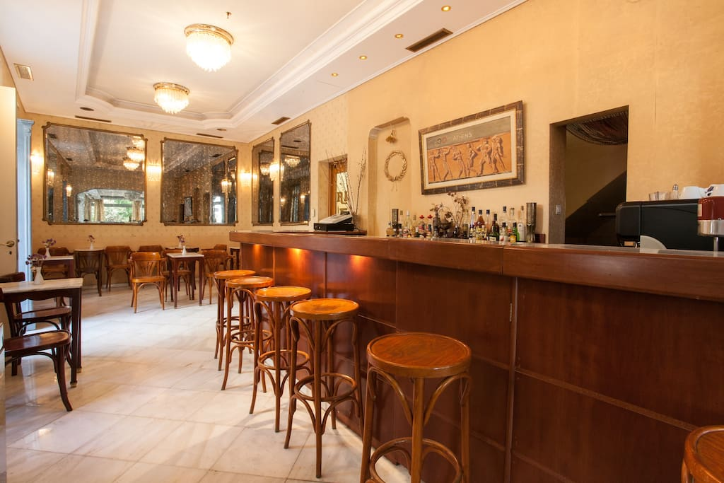 A great budget hotel in Athens..!!