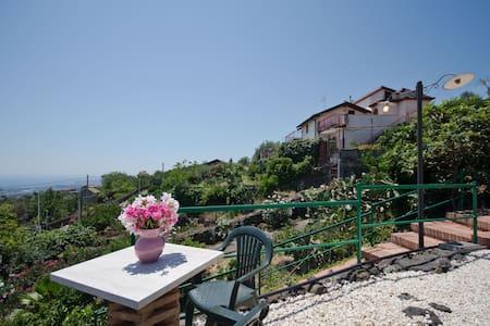 Dependance Villa La Rosa - Sicily - House