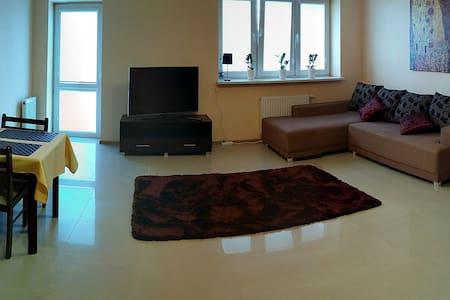 Warsaw Modlin Airport Apartment 60m - Leilighet
