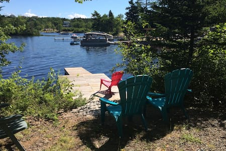 4 Bedroom Cottage on the Lake - Porters Lake - Talo