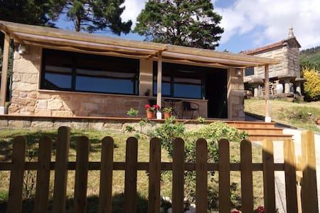 Casa de campo a 3km de la playa - Carnota