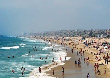 California DREAMING - Hermosa Beach