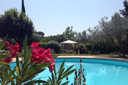 Villa in Provence for 6 people - Casa