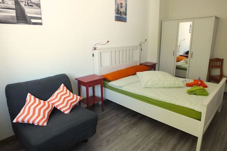 Large room in the heart of Berlin! - Berlin - Apartment