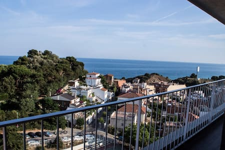 Awesome apartment with nice views! - Montgat