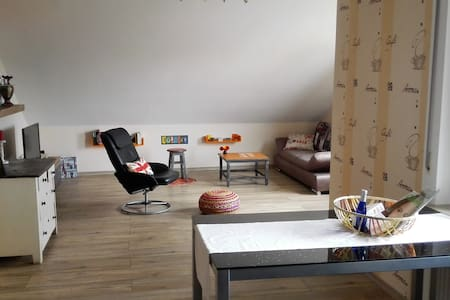 Ankommen und Wohlfühlen - Appartement
