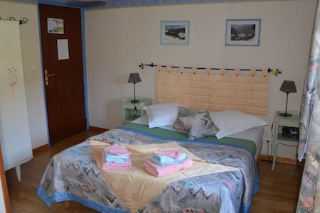 "Chambre double ""LA VETERNATE"" - Bed & Breakfast"
