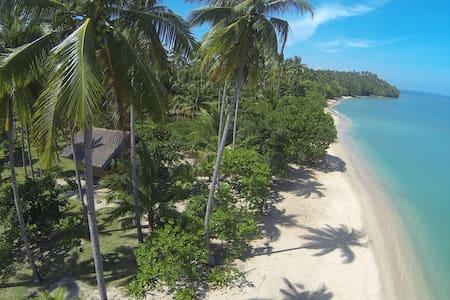 Palawan Ecolodge all incl Amihan - Rizal - Maison écologique