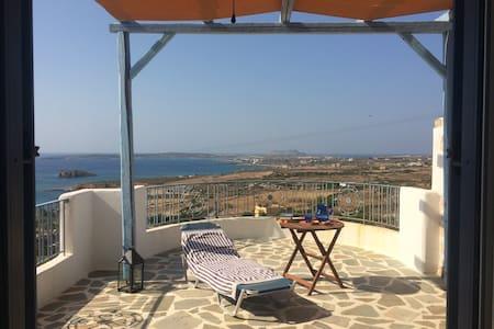 Splendida villa con vista mare - Pigadia - Villa