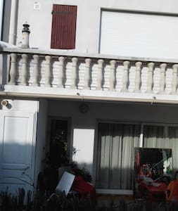 appartement 1er etage d'une maison