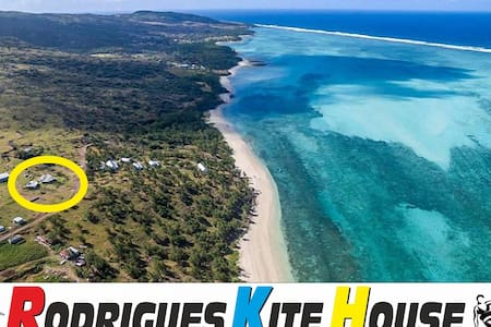 Rodrigues Kite House - RKH 1 - Loft