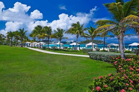 Suite@Westin Dawn Beach Resort&Spa - Wohnung