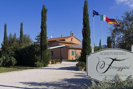 Agriturismo nel cuore della Toscana - Lejlighed