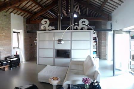Loft in Polverigi (Ancona) - Italy - Polverigi - Wohnung