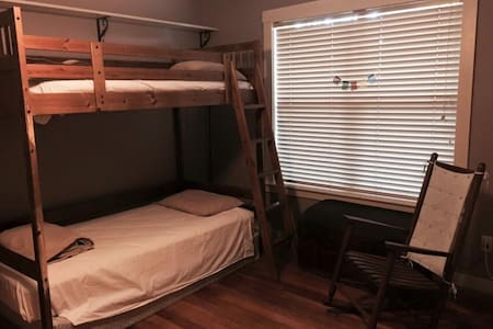 GraceGardens:  The Bunk Room - Martindale - Bed & Breakfast