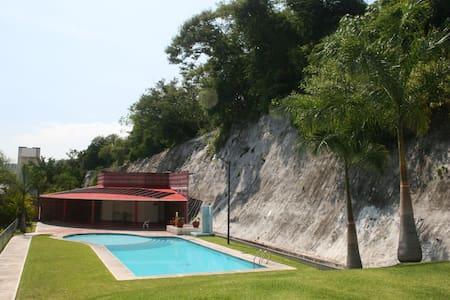 Descanso y turismo Xochitepec,  Mor - Xochitepec - Appartement en résidence