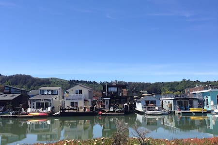 Floating Home Get Away - Sausalito - Altro