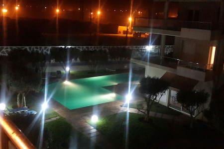 Bel appart dans résidence privée ! - Dar Bouazza - Byt
