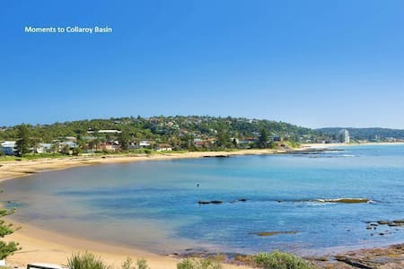 Large family home at Collaroy Beach - House