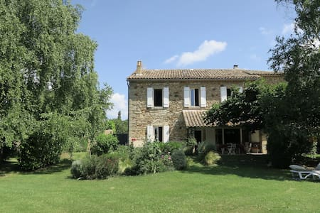 Authentic & Charming Home near UZES - House