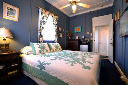 Wailuku Guesthouse, Mill room, Maui - Wailuku - Bed & Breakfast
