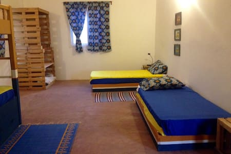 Big Room & 6 beds in the nature! - Bed & Breakfast