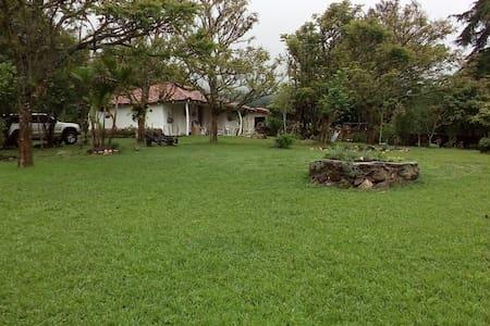 Cabaña en ambiente rural - Cottage