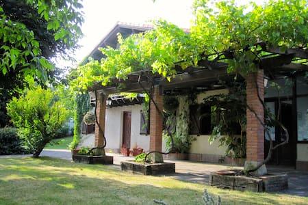 Casa con jardín en Somo - Vila