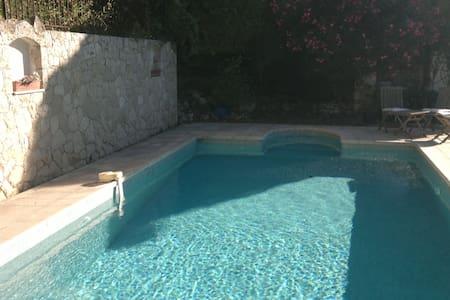 Pool studio de 30m2 vue montagne