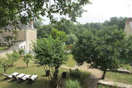 Enjoy the Loire Valley Castles tour - House