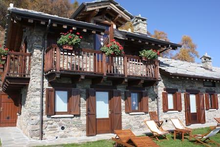 Alloggio presso chalet in alpeggio - Almhütte