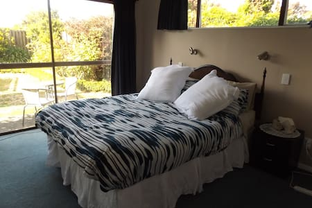 Relaxing home and comfortable room - Rangiora - Bed & Breakfast