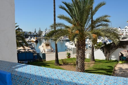 3 Room - YACHT MARINA Apartment KANTAOUI - Hammam Sousse - Apartment