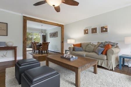 A chic and impeccable beach house!! - East Hampton - House