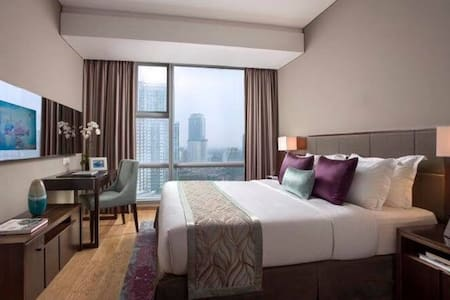 A cozy full serviced apartment - Jakarta - Wohnung