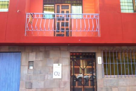 Mundo de Oz - Pisac ,Cusco - Kollégium