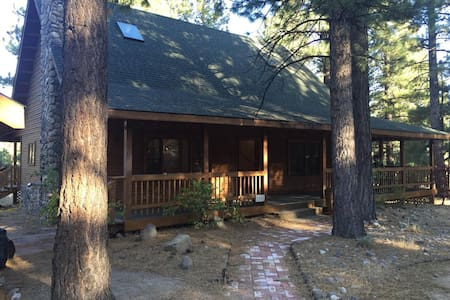 Cabin near Mt. Rose and Lake Tahoe - Reno