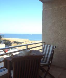 Apartment in Mallorca overlooking the sea - Huoneisto