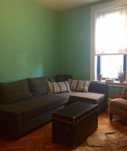 Pre-Thxgiving Park Slope Large 2br