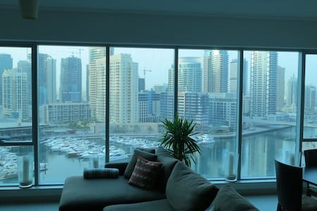 Beautifully fully equipped in Dubai Marin, A+ view - Apartment