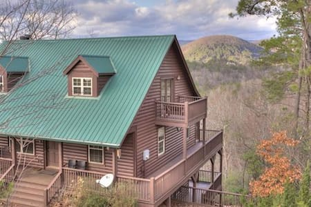 Large Cabin Great for Family Reunions - Sautee Nacoochee - Jiné