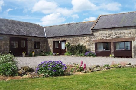 The Dairy Cottage, Lochside Farm, Sanquhar - Dumfries and Galloway - Casa