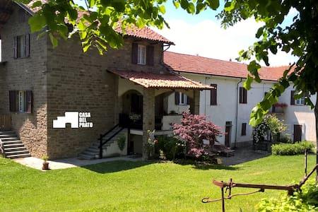 Casa del prato - Roccaverano - Hus
