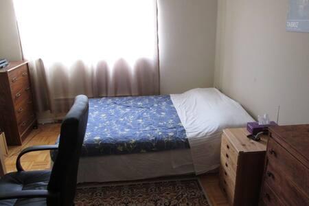 Large 1 Bedroom Apt for 3 weeks