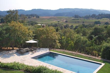Healdsburg Retreat with Pool!