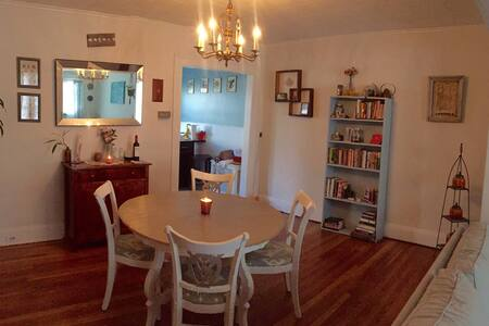 Large Private Room in House w/Yard